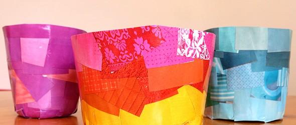 Paper mache for kids