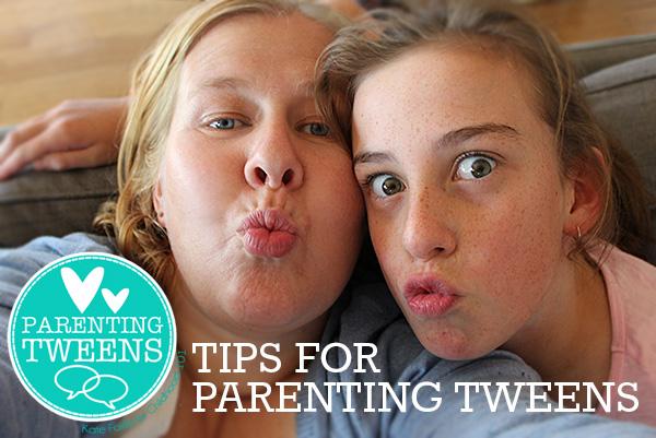 9 Top Tips for Parenting Tweens