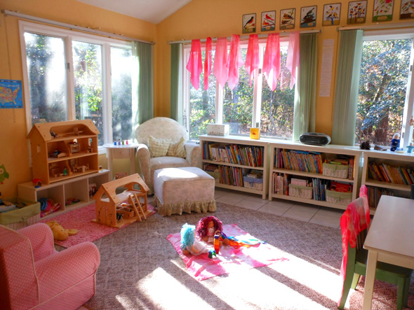 Our Play Space features Natural Beach Living