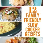 12 Slow Cooker Recipes
