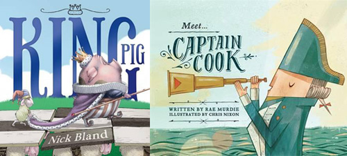 13 great books for kids 2014 CBCA Awards