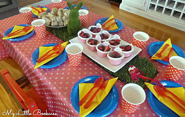 Budget Childrens Birthday Party Ideas