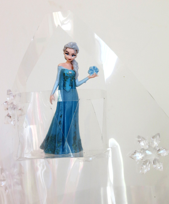 Disney Frozen Ice Castle Craft