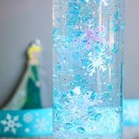 Winter Sensory Bottle
