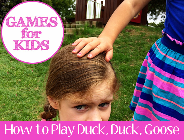 Games for Kids: How to Play Duck, Duck, Goose