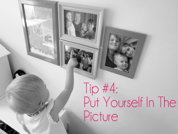 Making Family Memories: Put Yourself in the Picture