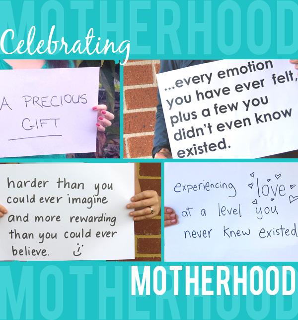 Motherhood is