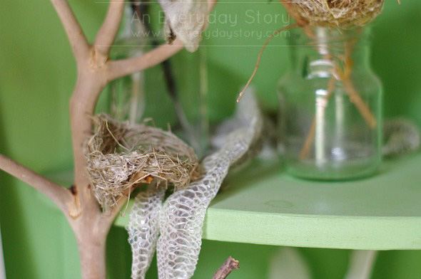 Nature on the Playroom Shelf 4