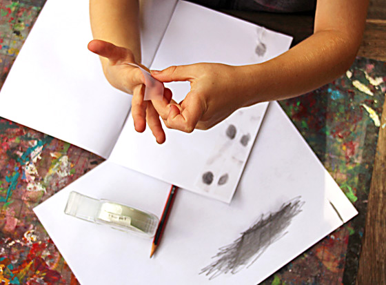 Science for kids_Fingerprint forensics 5