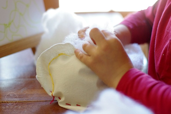 Sewing with Kids: Handmade Softies