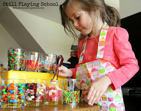 Inspiring pretend play spaces