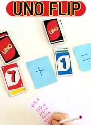 Math games for kids_Uno flip