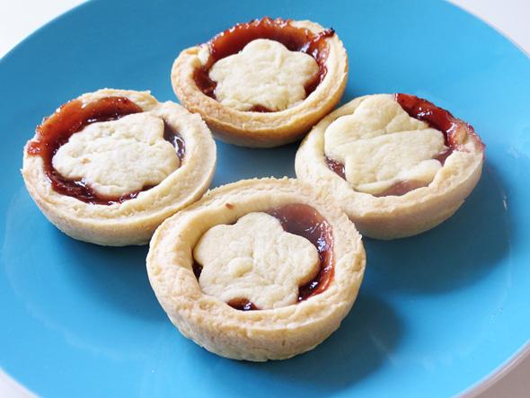 easy jam tarts