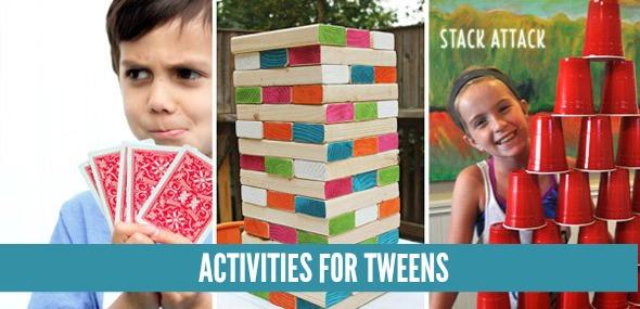 tween-activities