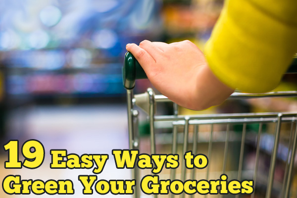 Closeup of 19 Easy Ways to Green Your Groceries