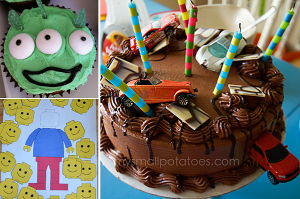 25 Party Theme Ideas for Young Kids