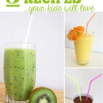 3 smoothie recipes your family will love