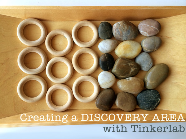 Creating a Discovery Area with Tinkerlab