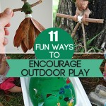 11 fun ways to play outdoors