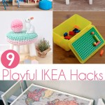 Playful IKEA hacks for kids
