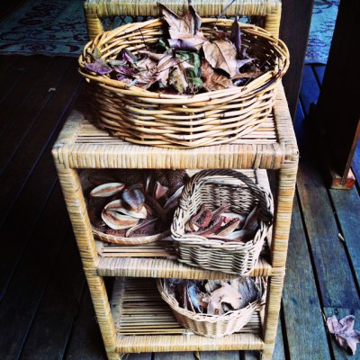 Nature baskets