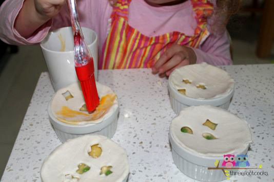 Cooking with Kids: Chicken Pot Pies Recipe
