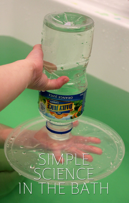 Simple Science: Bathtub Science Lab
