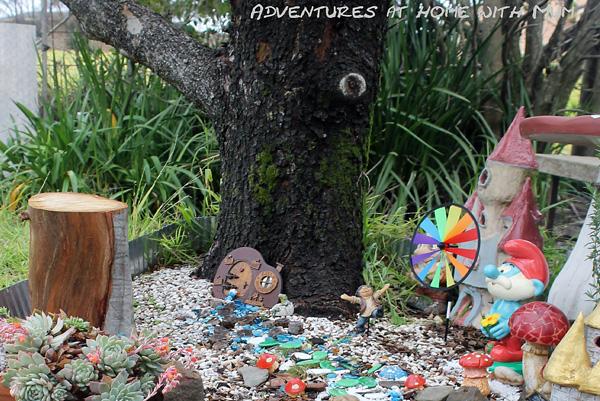 Small World Imaginative Play: Magical Gnome Garden