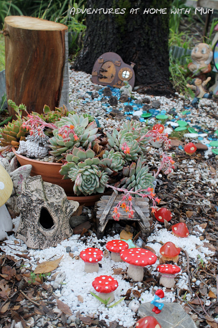 Small World Imaginative Play: Magical Gnome Garden