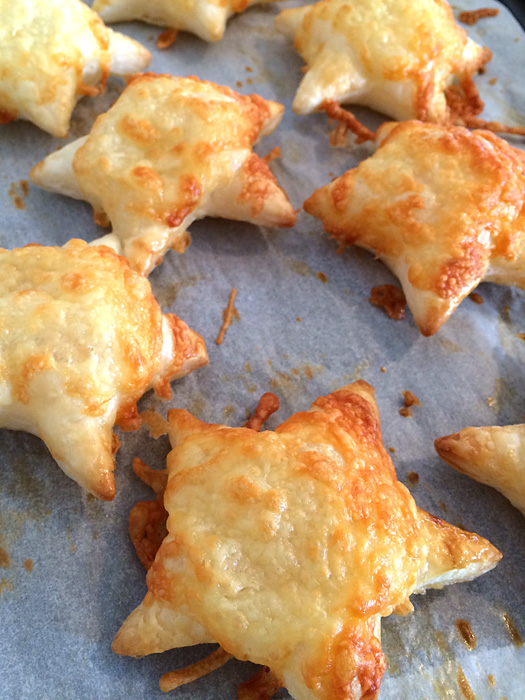 Cooking With Kids: Cheese Puff Recipe