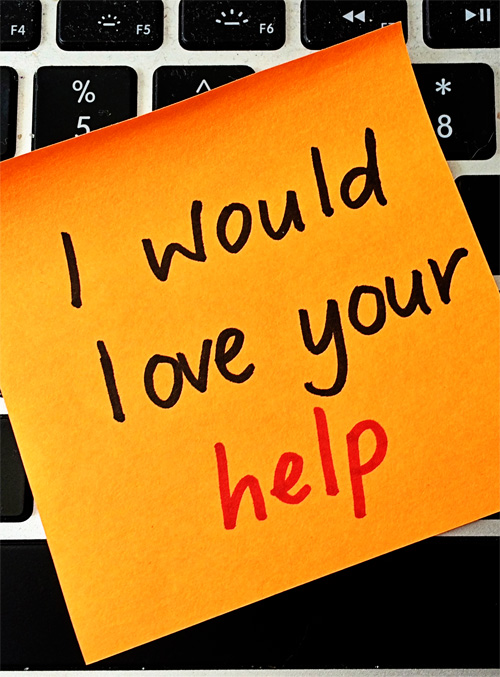 I Need Your Help + Win a $150 Book Voucher