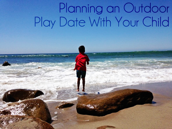 Planning an Outdoor Play Date With Your Child