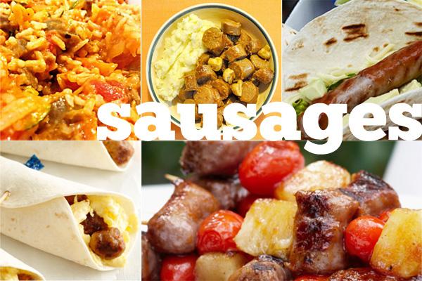 Sausage recipe ideas