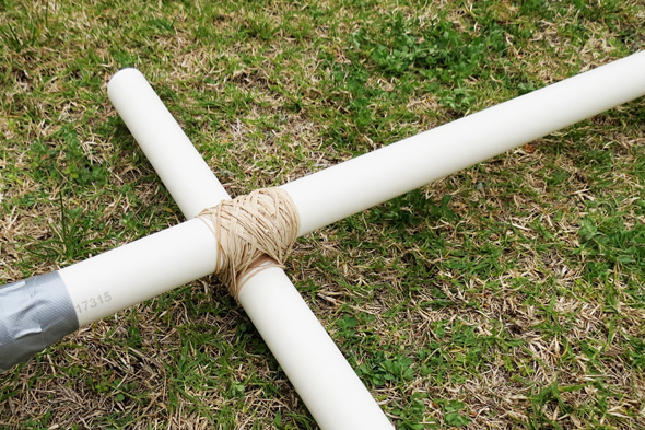 Science for kids: Stomp rocket instructions