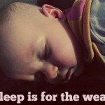 Toddler sleep