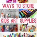 10 Art and Craft Storage Ideas