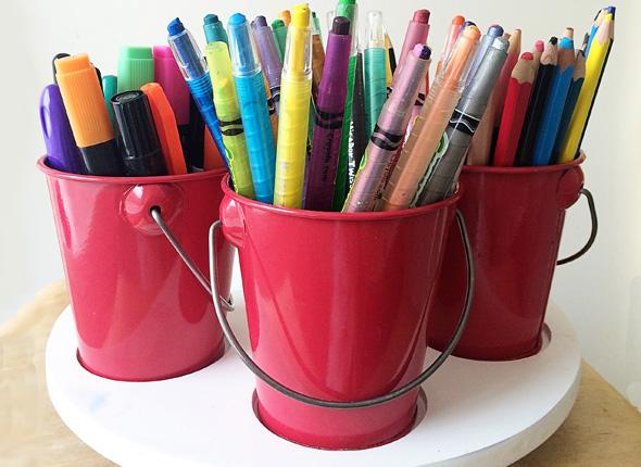 10 Art and Craft Storage Ideas