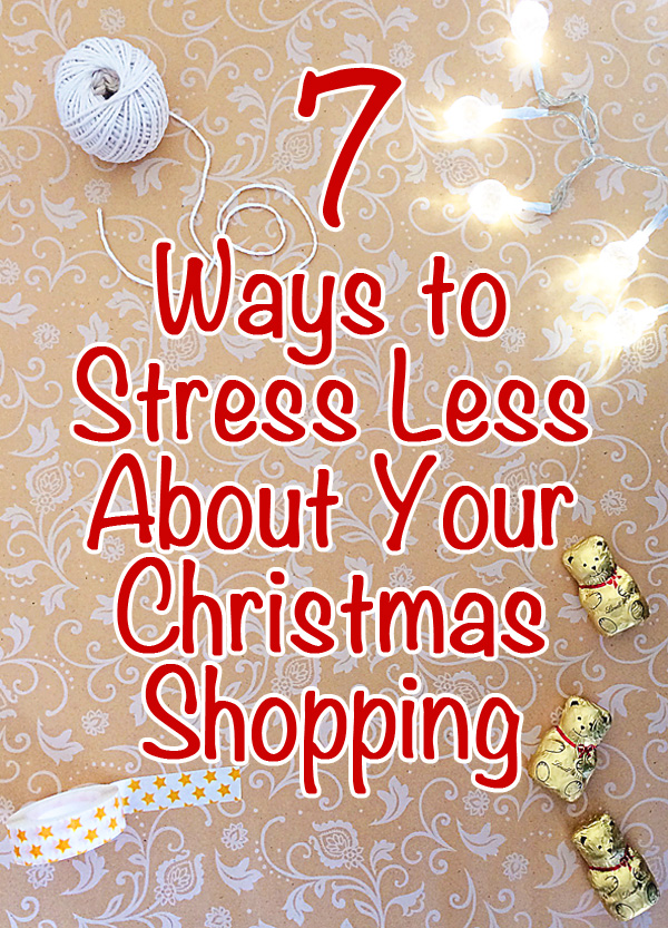 7 Ways to Get Organised for Your Christmas Shopping