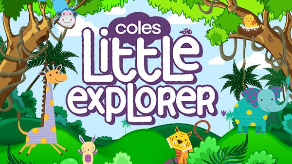 Coles Little-Explorers