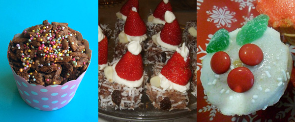 Christmas treat recipes to cook with kids
