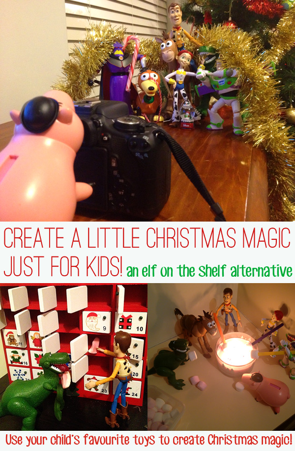 Create A Little Christmas Magic For Your Kids An Elf On