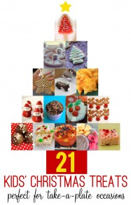 Kids Christmas treat recipes