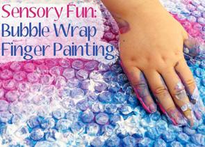 Sensory-activities_Bubble-Wrap-Finger-Painting