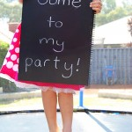 Simple Party Invitation Ideas ft