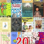 20 classic chapter books for 5-8 year olds