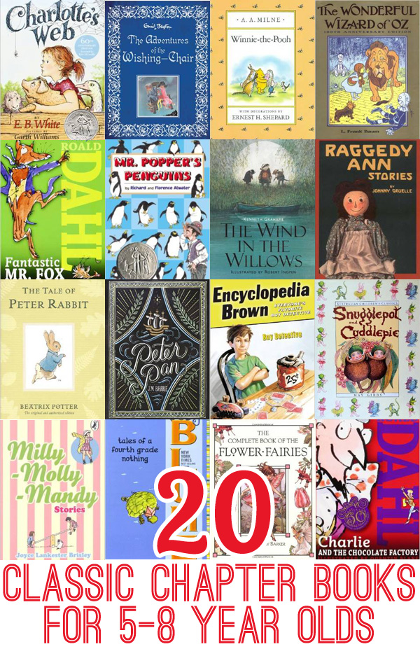 Christian Classical Books For Kids