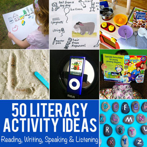 50-Early-Literacy-Actitivy-Ideas