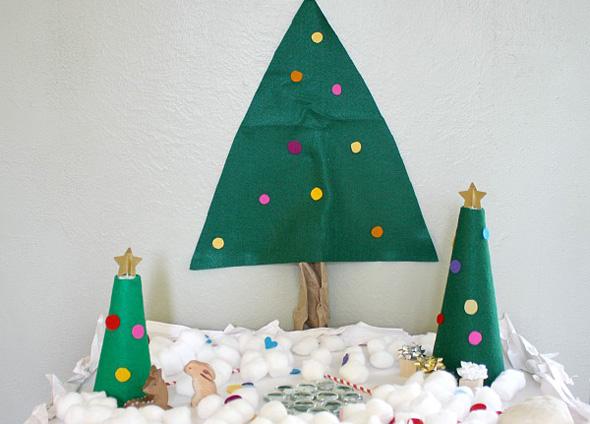 Christmas tree-small-world