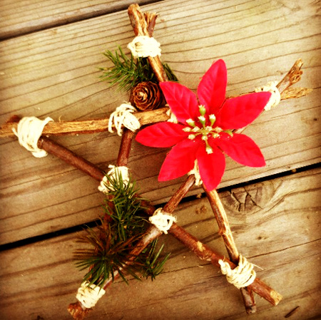Nature Inspired Christmas Projects