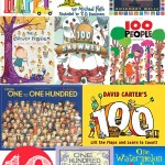 10 Books Exploring Concepts Relating to Counting to 100. Great for 100 day of school celebrations
